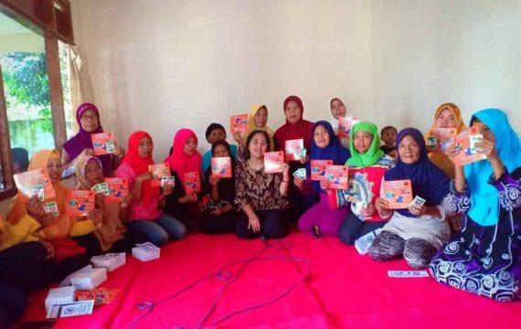 Eva Sundari Sosialisasi 3M+ untuk Jumantik Kediri