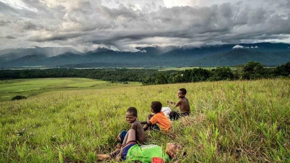 Menyapa Pagi dari Tambrauw Papua Barat