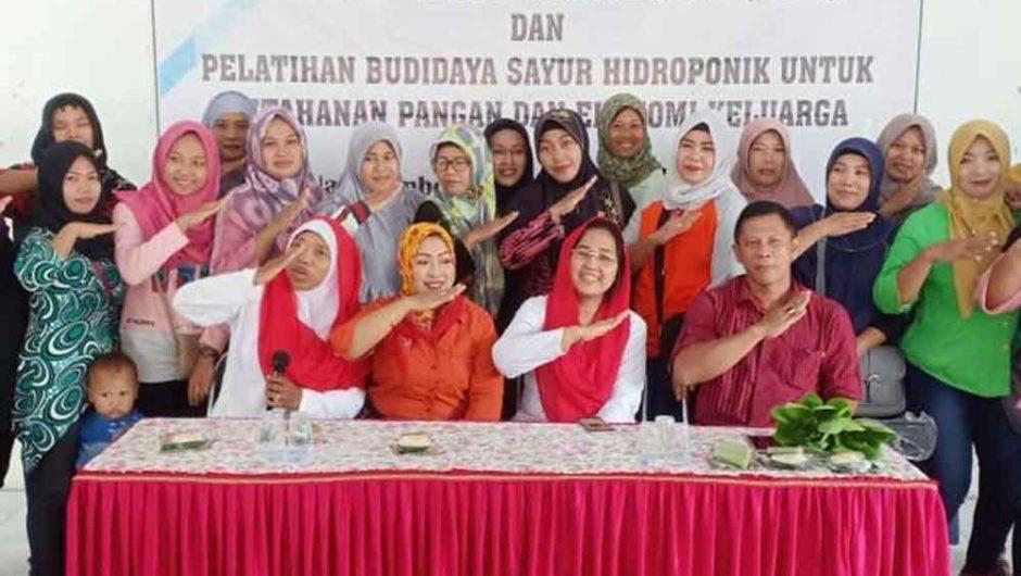 Pelatihan Hidroponik masuk Program DD-ADD di Beberapa Desa di Tungagung