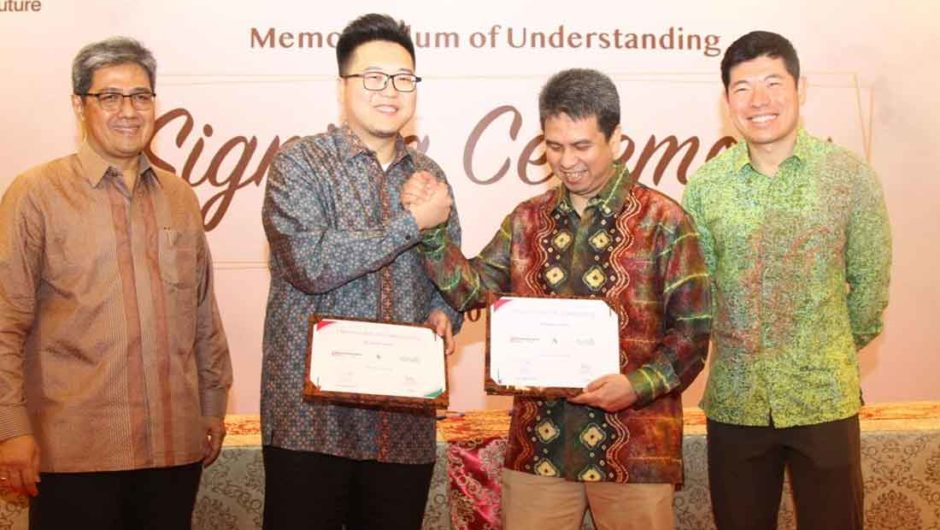Sinar Mas dan Grab Kerja Sama Integrated Smart Digital City