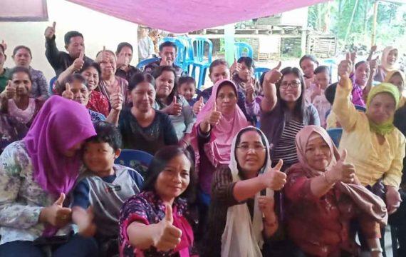 Eva Sundari sosialisasi pemilu di Kampung Disabilitas