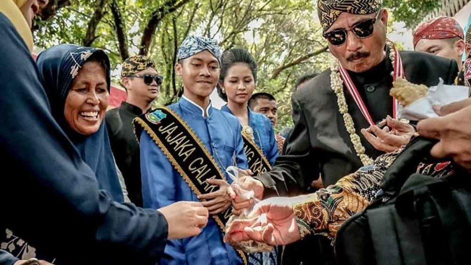 Ratusan Stan UMKM Ramaikan Gebyar Pesona Budaya Garut 2019