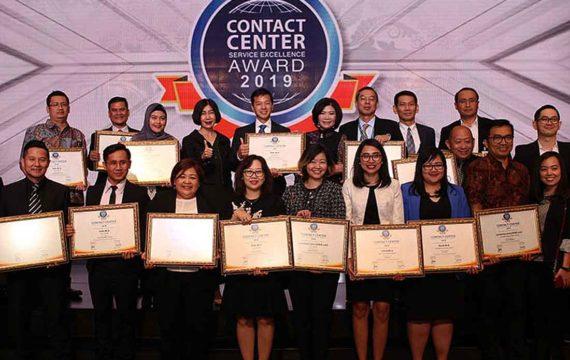 BCA Raih 15 Penghargaan