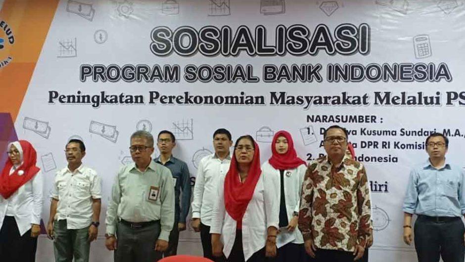 Eva Sundari Kenalkan Gerakan Kolaborasi 4.0 untuk Rampak Sarinah Tulungagung