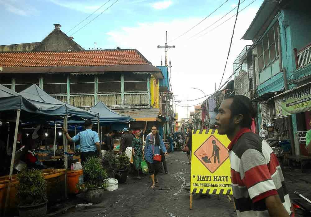 Jalan Panggung, Surabaya
