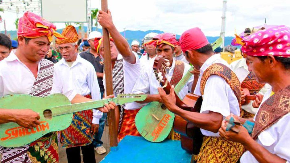 Gemuruh Festival Jailolo 2019 dari Pulau Rempah Dunia