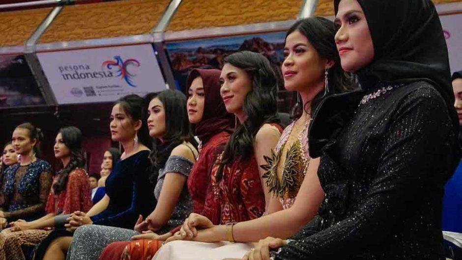 Finalis Putri Pariwisata Diharap bisa Promosikan Indonesia Melalui Platform Digital