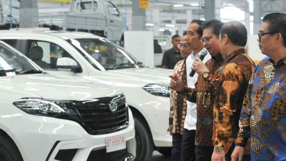 Presiden Percaya Mobil Esemka Akan Laku Keras