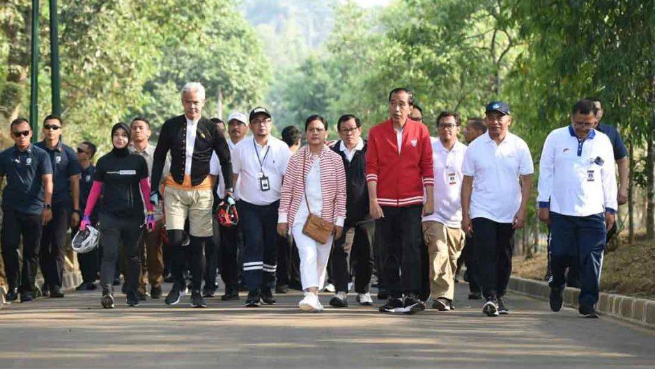 Presiden Kunjungan Kerja di Yogyakarta dan Jawa Tengah
