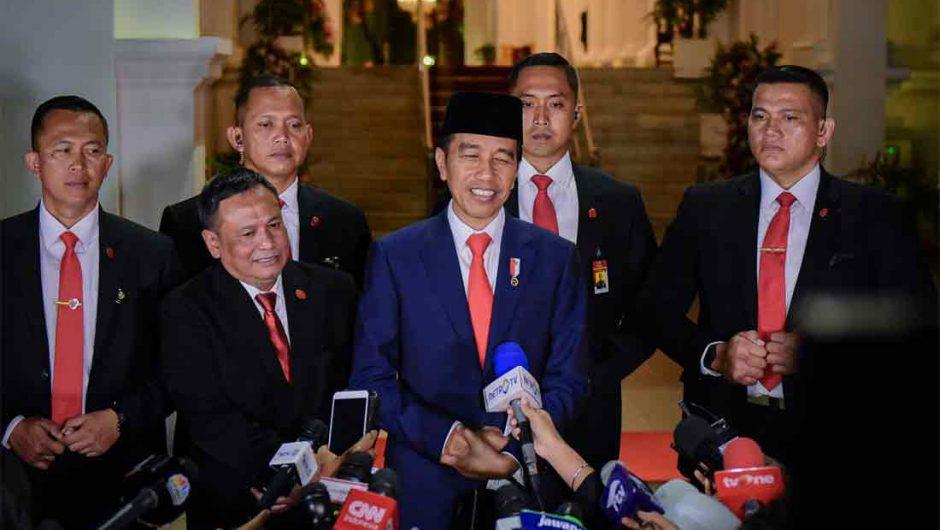 Hari ini Presiden Jokowi Kenalkan Kabinetnya