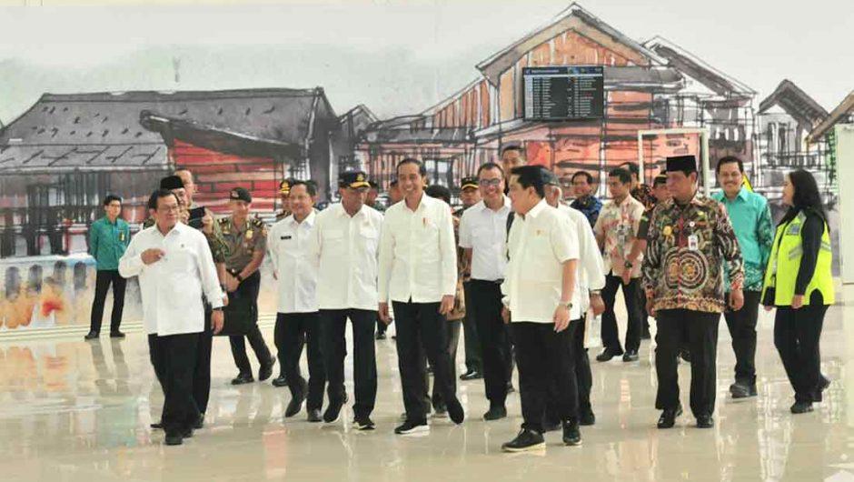 Bandara Internasional Syamsudin Noor, Sejarah Baru di Bumi Lambung Mangkurat