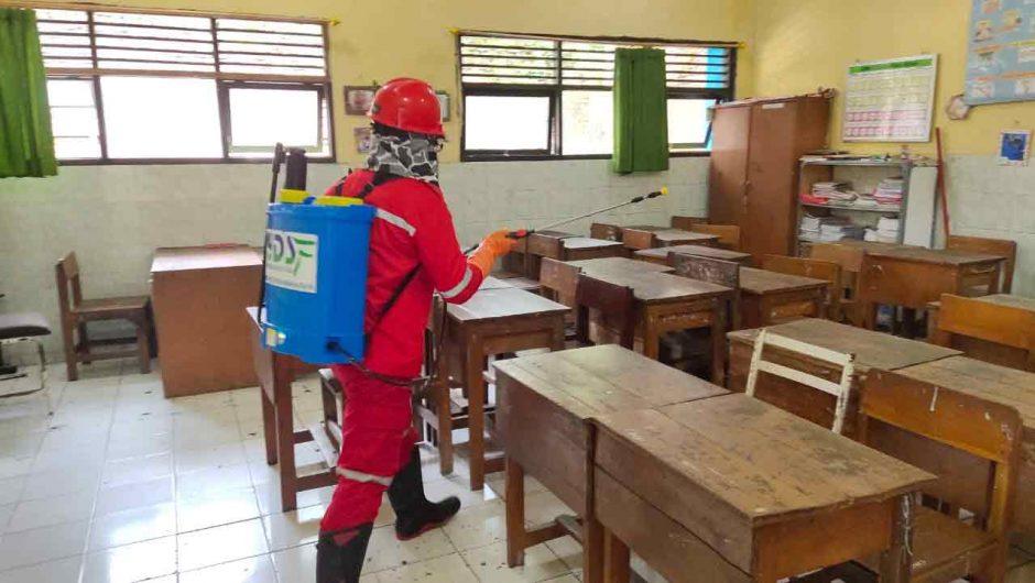 Buka Layanan Semprot Disinfektan, YDSF Banjir Permintaan