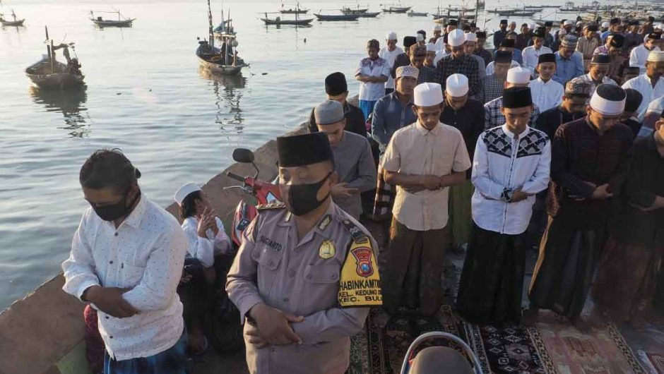 Sholat Idul Adha di Masa Pendemi Covid 19