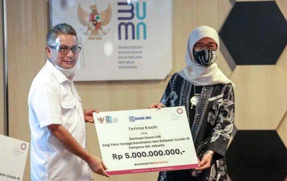 Apresiasi Kementerian BUMN untuk Tim Medis Indonesia