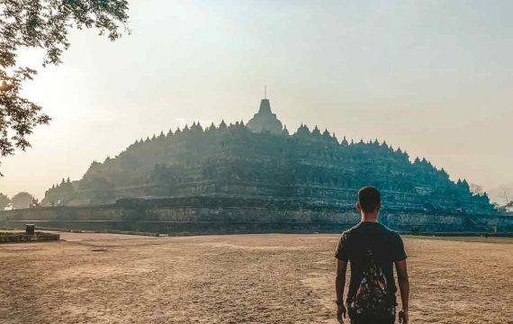 Menyapa Borobudur dan Ratu Boko di Masa New Normal