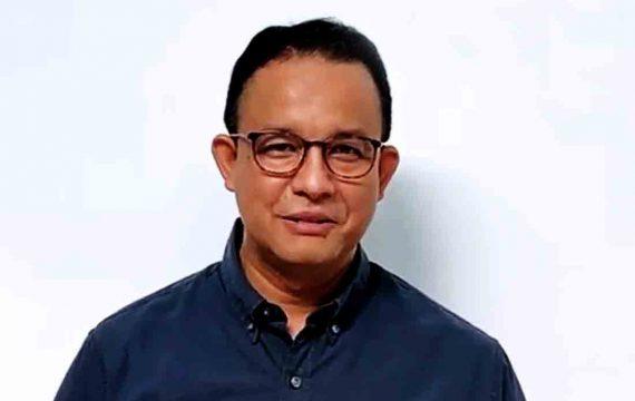 Terpapar Covid-19, Gubernur Anies Pantau Jakarta dari Rumah Dinas
