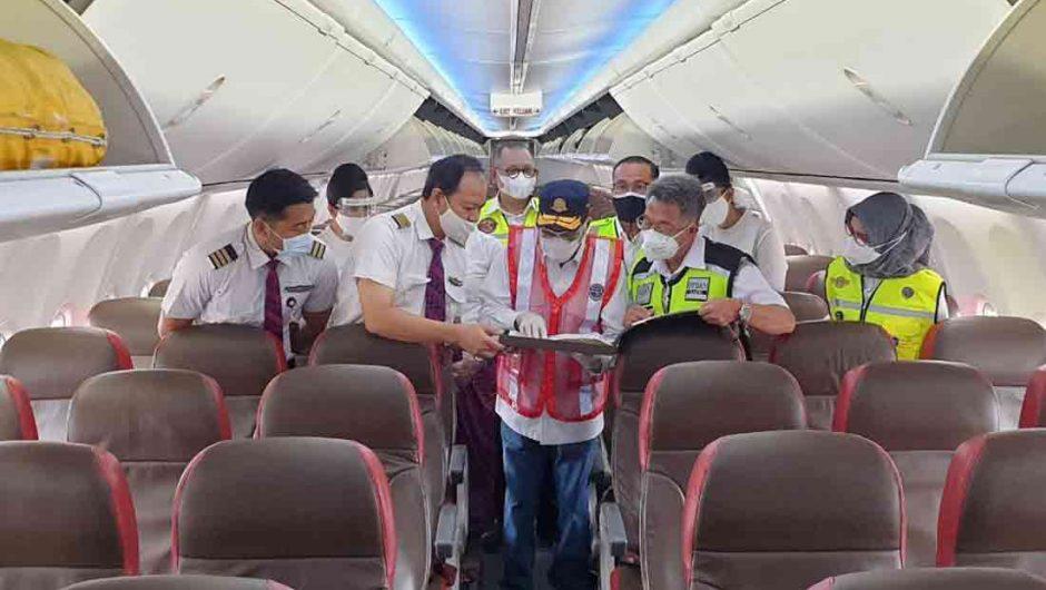 Perkuat Layanan, Batik Air dan Kemenhub Lakukan Inspeksi Operasional Penerbangan