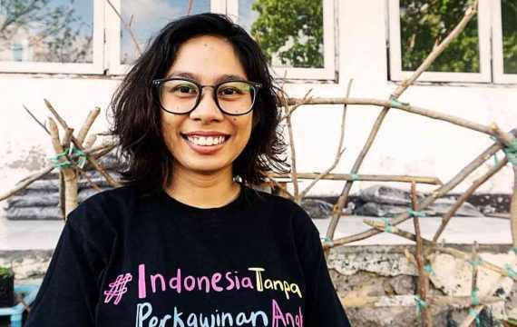 Mengenal Mariana Yunita, Pegiat Edukasi Hak Kesehatan Seksual Anak