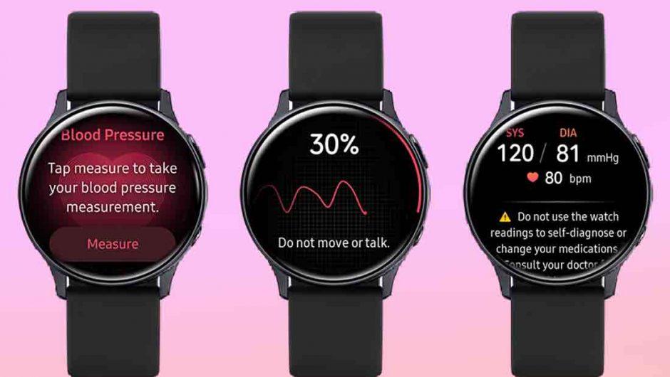 Samsung Hadirkan Pelacakan Tekanan Darah dan Elektrokardiogram