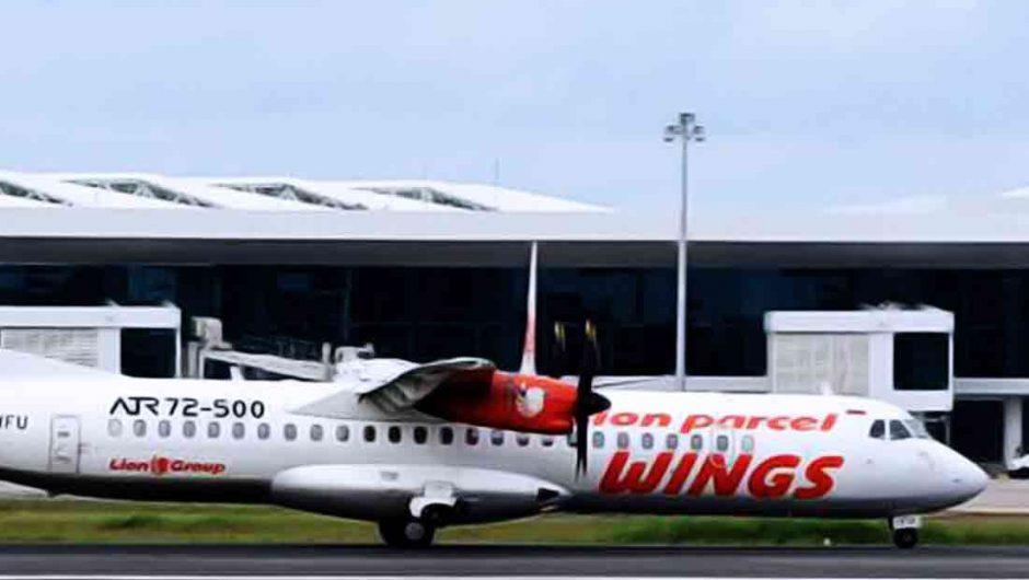 Wings Air Terbang Langsung Padang Gunung Sitoli PP