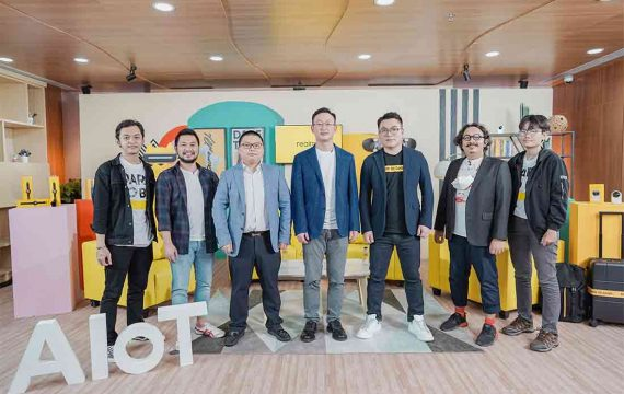 Realme Ambisi jadi No. 1 AIoT Choice Indonesia