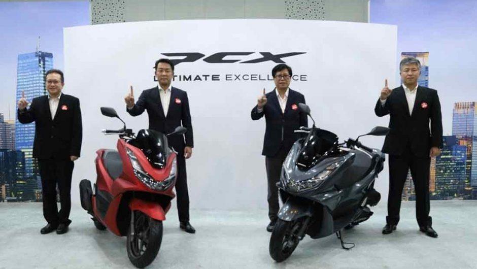 Generasi Terbaru All New Honda PCX, Suguhkan Performa Tinggi dan Kemewahan