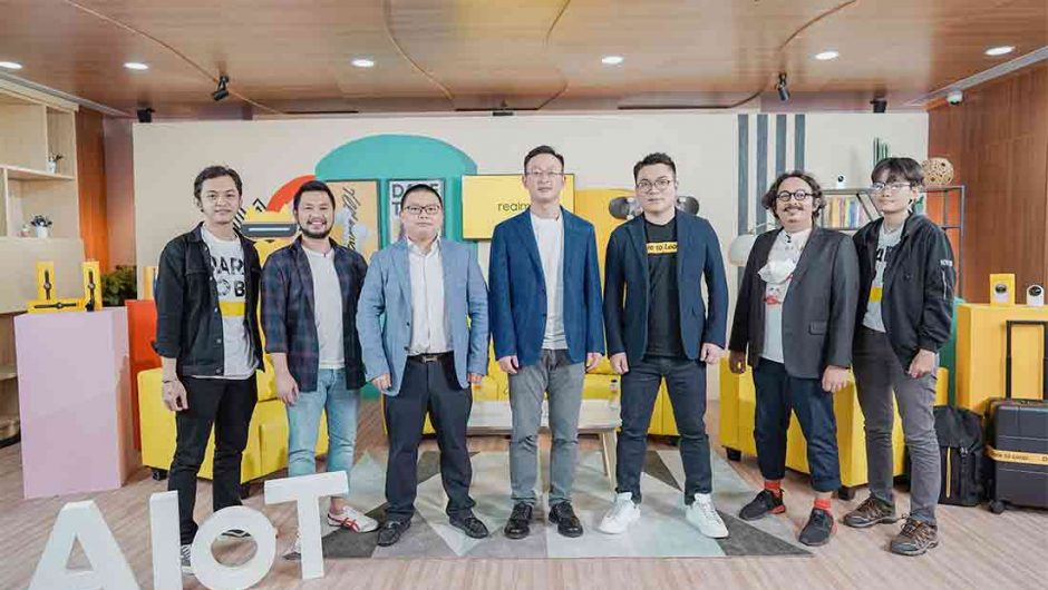 Realme Ambisi jadi No. 1 AIoT Choice Indonesia