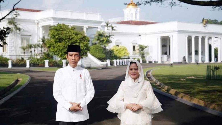 Presiden : Selamat Hari Idulfitri, Mohon Maaf Lahir dan Batin