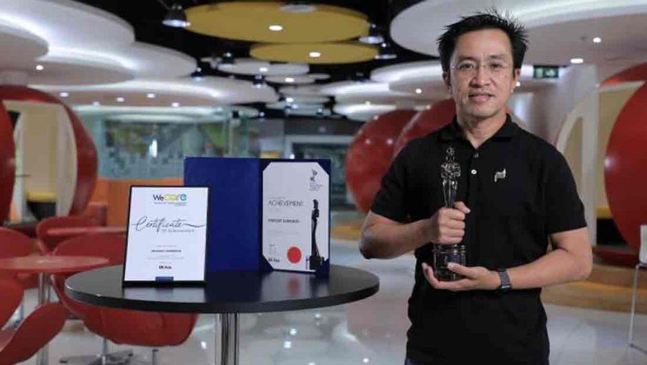 Sukses Ciptakan Budaya Empati dan Peduli, Indosat Ooredoo Raih Penghargaan di HR Asia Awards 2021