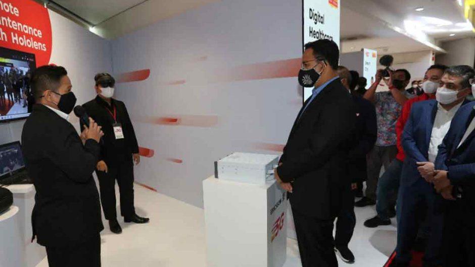 Indosat Ooredoo luncurkan 5G yang didukung Ericsson di Jakarta